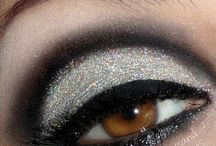 Glitter Goth for Karen / Clothing and style ideas for Karen's Glitter Goth Extravaganza!