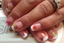 fall nails / by Shauntel Mark
