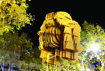 Barcelona Shopping Night / Type of project: Event design Project: Barcelona Shopping Night Location: Barcelona, Spain Status: Build Handing over date of project: 2013 Project team: Nacho Toribio, Carmelo Zappulla Production: Craft Art Labor