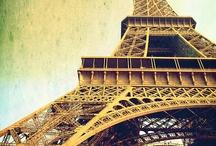 Paris  / by Amber McAlpine