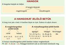 Iskolával kapcsolatos matek, magyar stb.