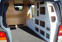 Van to camper DIY