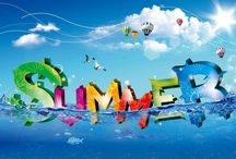 Summer Fun ✬.:.✬ / Summer 'round here is what we live for! Riding bikes, going camping, visiting the beaches. FAMILY FUN!