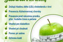 ovocie,zelenina učinky
