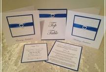 GM Wedding Designs Stationery
