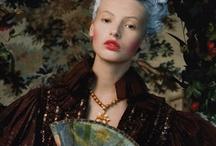 Marie Antoinette Color Palette