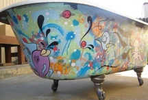 Creative Paintwork / Quirky original pieces