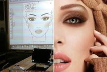 My secret ambition...being a make up artist