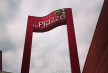 Walking around / Passeggiando a Le Piazze