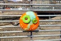 street art / love a bit of yarn bombing, etc!