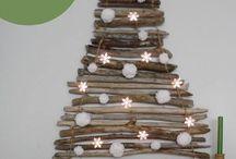 Christmas pins / Inspiration til juletiden og egne kreationer :-)