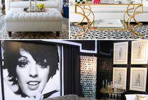 INTERIOR DESIGN & ARCHITECTURE / My fav ideas and looks for interior decorating and architecture I like.