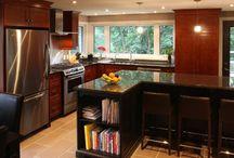 Home Renovation 2014-Kitchen Renovation / Kitchen Renovation Ideas / by Barbara Sellers