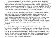 nursing personal statement samples