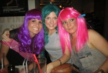 Hen Party Wigs / We love these snaps of out customers on Hen parties.