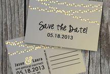convites de casamentos & aniversários