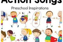 Songs for Early Childhood