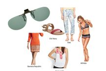 Summer casual by Solar Shield / casual, fresh and fun summer fashion by Solar Shield, fits over sunglasses and clipons. www.solarshield.com