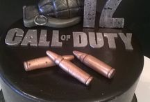 Call of Duty birthday themes