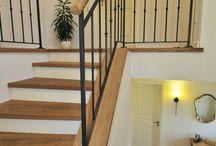 Haus-Treppe