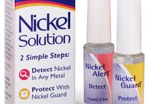 Nickel Allergy Product Protect and Detect