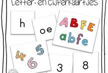 lesideeën letters