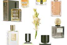 parfémové ingredience