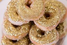 The Gilded Trend - Edible Gold Food!