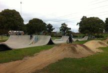 Kensington Skatepark (Melbourne, VIC Australia) / Shredding the World One Skatepark at a time - Kensington Skatepark (Melbourne, VIC Australia)  #skatepark #skate #skateboarding #skatinit #skateparkreview