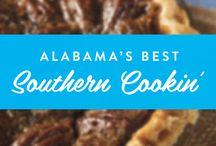 Alabama // Travel & Vacation Guide & Ideas