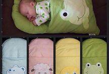 Saco de doemir para bebê