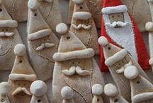 Julekaker og pynting