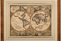 Map It! / Map and Globe highlights, Sold by John Moran Auctioneers, Pasadena, CA
