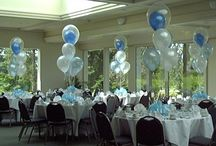 Baby Shower  Decorations / Some of the baby showers I've done over the years.