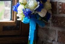 Bruiloft / Bruiloft boeketten, jurken en sfeer impressies