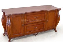 Sideboards and Consoles / Mahogany and Teak   Classic - Modern   www.indofurniture.net