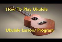 Ukulele Lessons Program