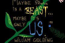William Golding Fan Art