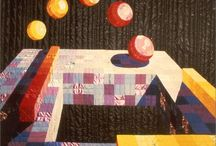 Art Quilts - Three Dimensional Designs / Three Dimensional Design Art Quits by Katie Pasquini Masopust