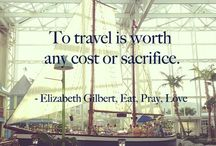 Wanderlust / Travel, wanderlust, journeys, travel quotes