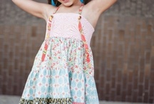 kids fashion (girl ) / by Yessi Marchant