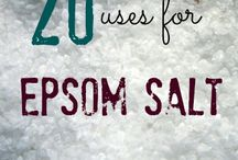 epsom salt tips