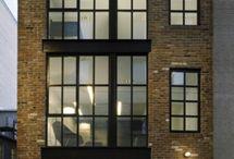 Facade: Industrial/Rustic Architecture