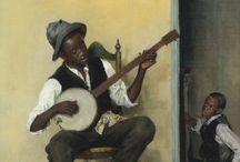 Léon Delachaux (1850-1919) / http://lespetitsmaitres.com/2014/10/leon-delachaux-1850-1919-un-peintre-entre-deux-rives/
