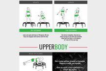 Rebounder Exercise