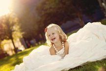 Daughter in Wedding Dress