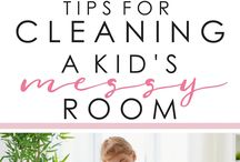 Cleaning and Organization Tips