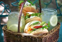 Picnic Party / Summer means........... Picnics! Yay!!