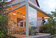 Terrassenheizung elektrisch