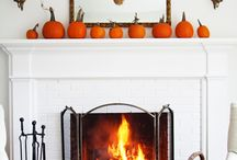 Minimalist Home Decor Inspiration / You can decorate your space for the seasons & holidays without creating chaotic clutter...share your ideas with us too :)